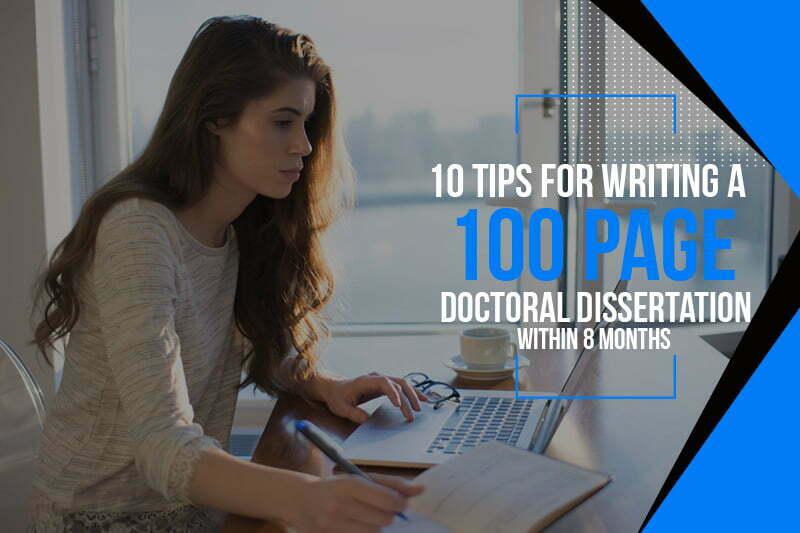 Doctoral dissertation writing help eden